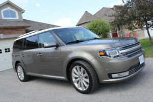 2013 Ford Flex LIMITED SUV, Crossover LOADED Auto Park, Roof