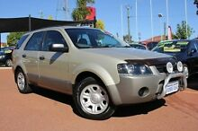 2009 Ford Territory SY TX Gold 4 Speed Sports Automatic Wagon Willagee Melville Area Preview