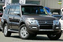 2016 Mitsubishi Pajero  Graphite Automatic Liverpool Liverpool Area Preview