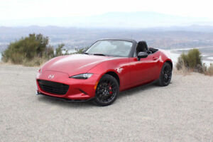 Mazda MX5  2016 Reprise de bail incitatif  4 500$