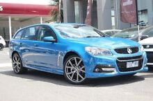 2015 Holden Commodore  Blue Sports Automatic Wagon Watsonia North Banyule Area Preview