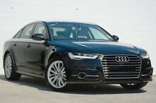2015 Audi A6 4G MY16 S Line S tronic Mythos Black 7 Speed Sports Automatic Dual Clutch Sedan Currimundi Caloundra Area Preview