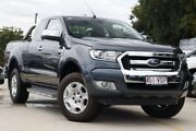 2015 Ford Ranger PX MkII XLT Super Cab Grey 6 Speed Sports Automatic Utility Kedron Brisbane North East Preview