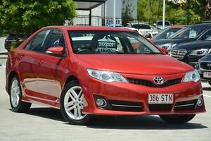 2012 Toyota Camry ASV50R Atara R Red 6 Speed Sports Automatic Sedan Toowong Brisbane North West Preview