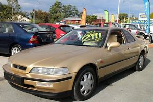 1991 Honda Legend Gold 4 Speed Automatic Coupe Greenslopes Brisbane South West Preview