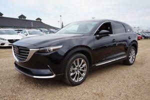 2018 Mazda CX-9 AWD SIGNATURE MODEL Leather Heated Seats, Sunroo