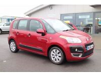 CITROEN C3 PICASSO 1.4 PICASSO VTR PLUS 5d 94 BHP - VIEW 360 SPIN ON (red) 2010