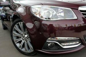 2013 Holden Calais VF MY14 V Purple 6 Speed Sports Automatic Sedan