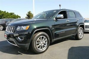 ***REDUCED*** 2015 Jeep Grand Cherokee Limited SUV, Crossover