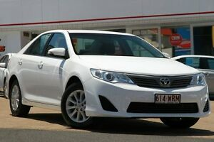 2015 Toyota Camry ASV50R Altise Diamond White 6 Speed Sports Automatic Sedan Woolloongabba Brisbane South West Preview