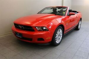 2012 RED MUSTANG CONVERTIBLE ONLY 18,000 KMS WINTER STORED!!! Kingston Kingston Area image 2