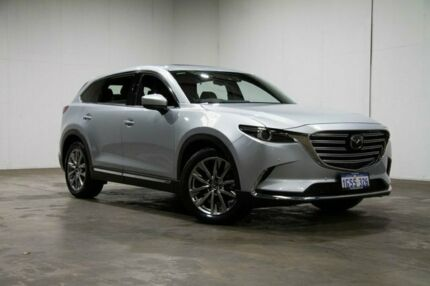 2017 Mazda CX-9 TC Azami SKYACTIV-Drive i-ACTIV AWD Sonic Silver 6 Speed Sports Automatic Wagon Welshpool Canning Area Preview