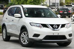 2016 Nissan X-Trail T32 ST X-tronic 2WD White 7 Speed Constant Variable Wagon Moorooka Brisbane South West Preview