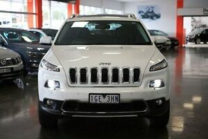 2015 Jeep Cherokee KL MY15 Limited 9 Speed Sports Automatic Wagon Frankston Frankston Area Preview