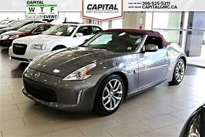 2013 Nissan 370Z Convertible *Push Button Start - Leather Seats*