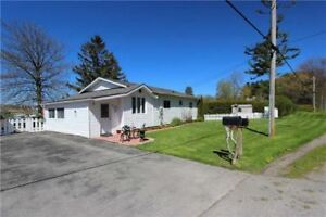 newcastle Lake side cozy 2+1 bdr, 1 washroom bungalow avail NOW