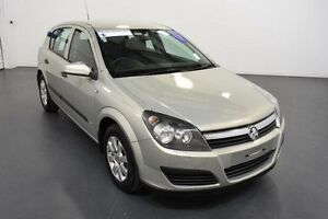 2006 Holden Astra AH CD Silver 4 Speed Automatic Hatchback Moorabbin Kingston Area Preview