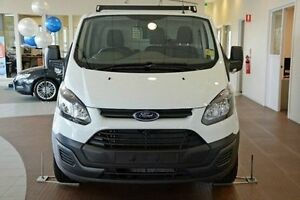 2016 Ford Transit Custom VN 290S Low Roof SWB Frozen White 6 Speed Manual Van Melville Melville Area Preview