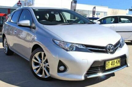 2012 Toyota Corolla  Silver Automatic Hatchback Thornleigh Hornsby Area Preview