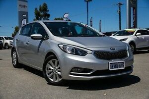 2013 Kia Cerato YD MY14 SI Silver 6 Speed Sports Automatic Hatchback Bellevue Swan Area Preview