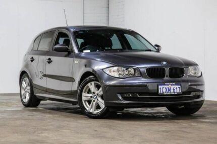 2008 BMW 120i Grey Automatic Hatchback