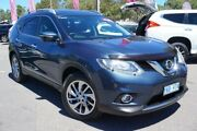 2014 Nissan X-Trail T32 Ti X-tronic 4WD Tempest Blue 7 Speed Constant Variable Wagon Phillip Woden Valley Preview
