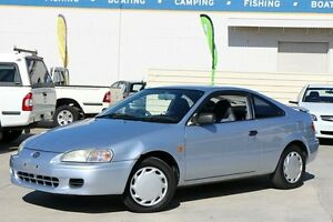 1996 Toyota Paseo EL54R Silver 4 Speed Automatic Coupe Greenslopes Brisbane South West Preview