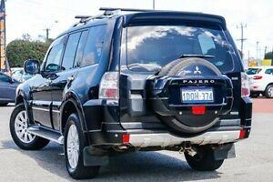 2011 Mitsubishi Pajero Black Sports Automatic Wagon Maddington Gosnells Area Preview