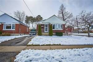 Solid Brick Bungalow** 2+1 Bed / 2 Bath** Sep Entr Fin Bsmnt**