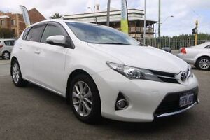 2013 Toyota Corolla ZRE152R MY11 Ascent Sport White 4 Speed Automatic Sedan South Fremantle Fremantle Area Preview