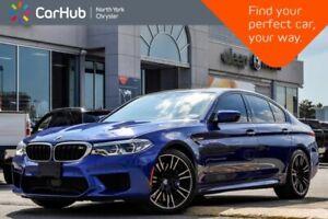 2018 BMW M5  HUD H.K.Audio GPS Backup.Cam Bluetooth SiriusXM K