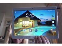"""Phone+Tablet (10"""") in One - 2Unlocked Sims 4MB 64GB 3G and 4G"""