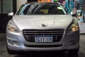 2012 Peugeot 508 Allure Touring HDi Silver 6 Speed Sports Automatic Wagon