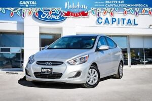 2017 Hyundai Accent GL **Bluetooth-Heated Seats**