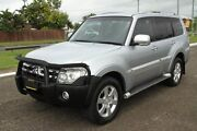 2007 Mitsubishi Pajero NS VR-X LWB (4x4) Silver 5 Speed Auto Sports Mode Wagon Bungalow Cairns City Preview