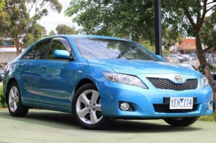 2010 Toyota Camry ACV40R MY10 Touring Blue 5 Speed Automatic Sedan Berwick Casey Area Preview