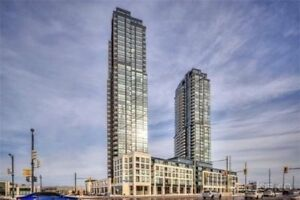 Wow! Gorgeous 1Bed+Den 2Bath Condo. Absolutely Stunning!