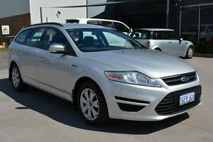 2012 Ford Mondeo MC LX Tdci Silver 6 Speed Direct Shift Wagon Welshpool Canning Area Preview