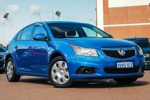 2012 Holden Cruze JH Series II MY12 CD Blue 6 Speed Sports Automatic Hatchback Fremantle Fremantle Area Preview