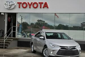 2015 Toyota Camry ASV50R MY15 Altise Silver Pearl 6 Speed Automatic Sedan Old Guildford Fairfield Area Preview