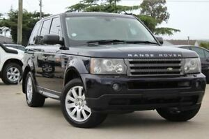 2005 Land Rover Range Rover Sport 2.7 TDV6 Blue 6 Speed Sequential Auto Wagon Lansvale Liverpool Area Preview
