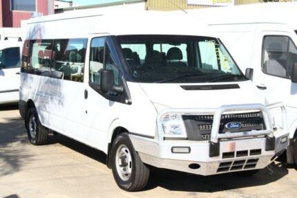 Ford Transit Bus  Speed Manual Van