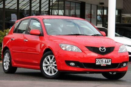 2008 Mazda 3 BK10F2 Maxx Sport 4 Speed Auto Seq Sportshift Hatchback Christies Beach Morphett Vale Area Preview
