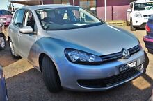 2010 Volkswagen Golf TDI Silver Automatic Hatchback Colyton Penrith Area Preview