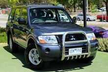 2006 Mitsubishi Pajero NP MY06 GLX Blue 5 Speed Sports Automatic Wagon Berwick Casey Area Preview
