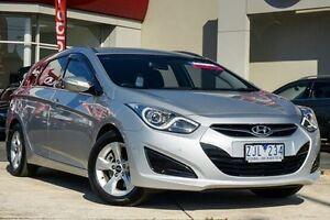 2012 Hyundai i40 VF2 Active Tourer Silver 6 Speed Sports Automatic Wagon Wendouree Ballarat City Preview