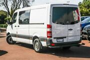 2015 Mercedes-Benz Sprinter NCV3 313CDI Low Roof MWB 7G-Tronic White 7 Speed Sports Automatic Van Cannington Canning Area Preview