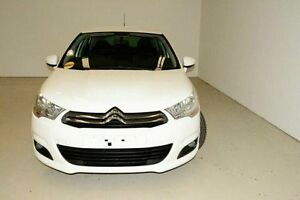 2012 Citroen C4 B7 Seduction White 4 Speed Sports Automatic Hatchback Edgewater Joondalup Area Preview