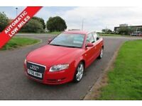 AUDI A4 2.0 TDI SE TDV AUTO,2006,Only 41,000mls,Alloys,Air Con,Cruise Control,2 Owners,F.S.H