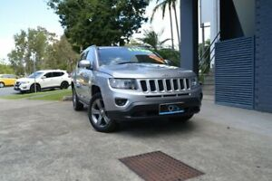 2015 Jeep Compass MK MY16 North CVT Auto Stick Grey 6 Speed Constant Variable Wagon Ashmore Gold Coast City Preview